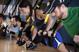 TRX small group training